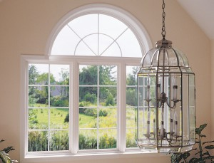 Showcase custom manufactures Earthwise picture windows, half round windows and more from their Houston location