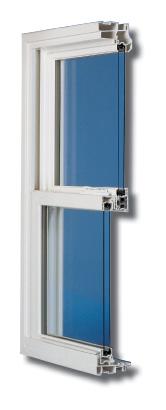 143 Single Hung Window Showcase Custom Vinyl Windows And